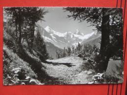 Anniviers (VS) Saint-Luc - Passage à St. Luc (Gabelhorn - Mt. Durand - Cervin) - VS Valais