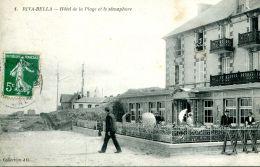N°110 L -cpa Riva Bella -hôtel De La Plage- - Riva Bella