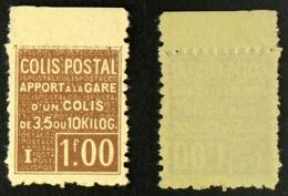COLIS POSTAUX N° 48 Neuf NSG TB Cote 15/20€ - Spoorwegzegels