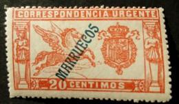 Marruecos 1914. Edifil 42 MNH. Escaso - Spanish Morocco