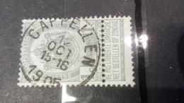 1 Centime Belgique Tampon Capellen 1905 - Belgique
