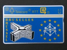 P 51. Bruxelles Brussel. 1000 Ex. - Belgique