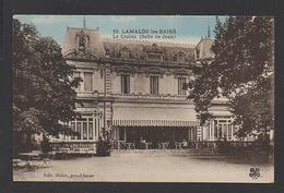 DF / 34  HERAULT / LAMALOU-LES-BAINS / LE CASINO - Lamalou Les Bains