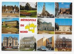METROPOLE DU NORD - MULTIVUES - CPM GF VOYAGEE - Otros Municipios