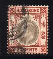 HONG KONG N° 86 OBLITERE COTE 3 € - Hong Kong (...-1997)