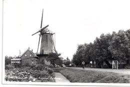Rotterdam -Zuid- Molen Kromme Zandweg CPA - Rotterdam
