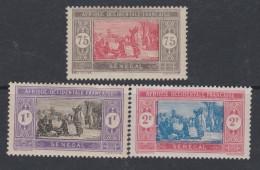 Sénégal  N° 66 / 68 X Partie De Série : Les 3 Valeurs  Trace De Charnière Sinon TB - Ungebraucht