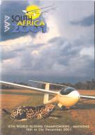 2001 - 27th World Gliding Campionships - South Africa - Opuscolo Della Manifeastazione - Sport