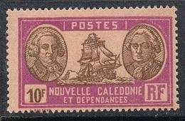 NOUVELLE-CALEDONIE N°160 N* - Ungebraucht