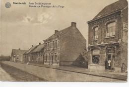 Borsbeek: Borsbeeck - Korte Smidsbergstraat Courte Rue Montagne De La Forge - Borsbeek