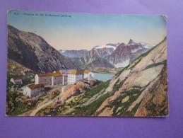 CPA SUISSE HOSPICE DU GRAND SAINT BERNARD - Other