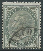 1863-65 REGNO USATO TIRATURA LONDRA EFFIGIE 5 CENT - R-3 - 1861-78 Vittorio Emanuele II