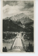 CANADA - ALBERTA - BANFF Avenue & Cascade - Banff