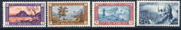 SWITZERLAND 1929 Pro Juventute Set LHM / *.  Michel 235-38 - Pro Juventute