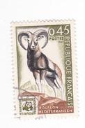 0,45 Francs - Mouflon Méditéranéen - France