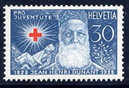 SWITZERLAND 1928 Pro Juventute 30 C. MNH / **.  Michel 232 - Pro Juventute