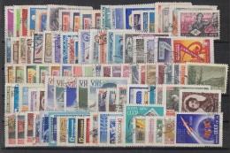 Rußland Lot 100 Sondermarken Aus Den Jahren 1959-1960 Gestempelt - Briefmarken