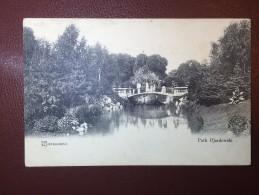 Warzawa Park Ujazdowski Rzepkowicz - Poland