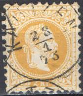"""AUSTRIA - 1875 - """"KAUTZEN"""" - Briefe U. Dokumente"""
