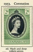 1953 - JAMAICA - Catg.. Mi. 116 - LH - (SAR3010.2) - America Centrale