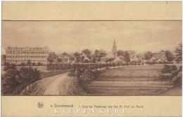 1921 ´s Gravenwezel Dorp En Pensionaat Van Het H Hart Van Maria / Perfecte Staat - Schilde