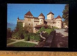 VEYTAUX Vaud : Le Chateau De Chillon - VD Vaud