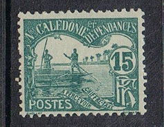 NOUVELLE-CALEDONIE TAXE N°18 N* - Portomarken