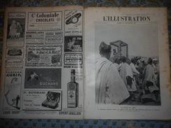 L' ILLUSTRATION 181/09/ 1909 MAROC FEZ LE ROGUI ALPES LA MEIJE BORDEAUX FETES VENDANGES - Kranten
