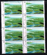 Bund 2015, Michel# 3126 O Sechserblock - Used Stamps