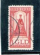 Nederland - NVPH Nr129 - Y&T N°126 - Obl/gest/used - 1891-1948 (Wilhelmine)
