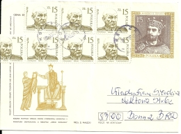 Polska 1989 >> Bonn D - Stamped Stationery