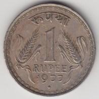 @Y@    India   1 Rupee  1977     (3867) - India