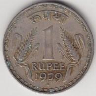 @Y@    India   1 Rupee  1979     (3868) - India