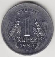 @Y@    India   1 Rupee   1993     (3872) - India