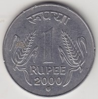 @Y@    India   1 Rupee   2000     (3873) - India
