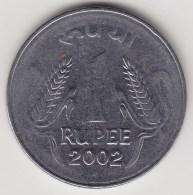 @Y@    India   1 Rupee   2002     (3878) - India
