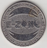 Penning  E-Zone Amusement   (3882) - Zonder Classificatie