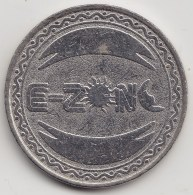 Penning  E-Zone Amusement   (3883) - Munten Van Winkelkarretjes