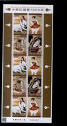 (ja216) 2012 1300 Years Kojiki, MNH(**) - Blocks & Sheetlets