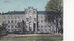 AK Rostock - Universität - 1919 (25807) - Rostock