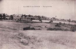 St-GINEYS En COIRON Vue Générale - France