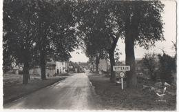 VITTEAUX - Entrée Route De La Justice - Autres Communes