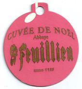 Belgique St Feuillien Thème Noël - Sous-bocks