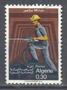 Algérie YT N°481 Mines Oblitéré ° - Algérie (1962-...)