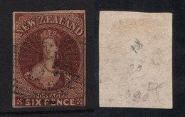 SIX PENCE - 1855-1907 Colonie Britannique