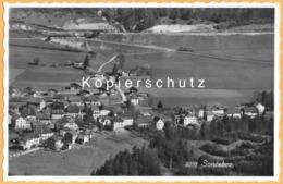 CH - Sonceboz - Gemeinde Sonceboz-Sombeval BE - Teilansicht Um 1948 - BE Berne