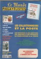 LE MONDE DES PHILATELISTES - LES TORTUES, LES CARTES POSTALES ETE 1914, LE COUPON REPONSE, LES AMBULANTS... - Français (àpd. 1941)