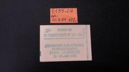 Carnet  N° 2155-C4 Avec Date 20.9.81  Neuf ** à 20% De La Cote  TB - Carnets