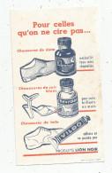 G-I-E , Buvard , LION NOIR , Dainluxe , Chevrolac , Vildo , Frais Fr : 1.55€ - Buvards, Protège-cahiers Illustrés