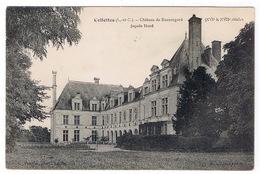 CELLETTES  Château De BEAUREGARD  Façade Nord - Other Municipalities